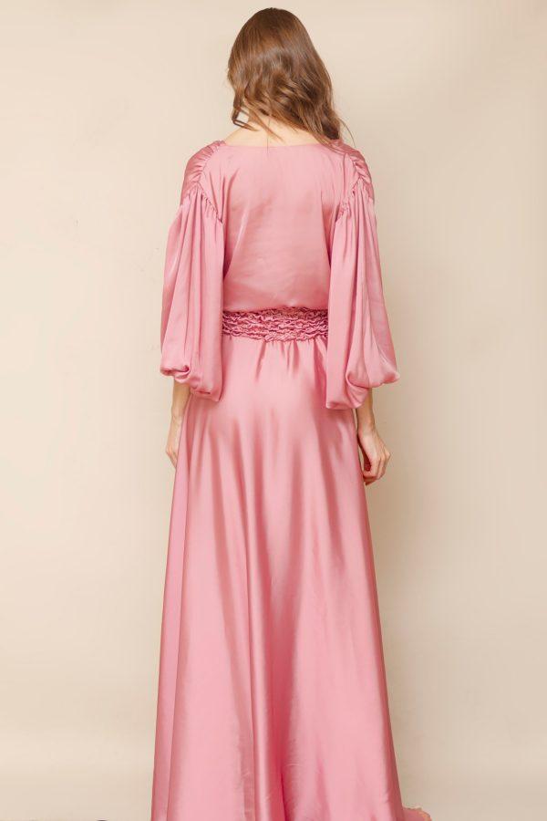 Rosalie Dress Silk